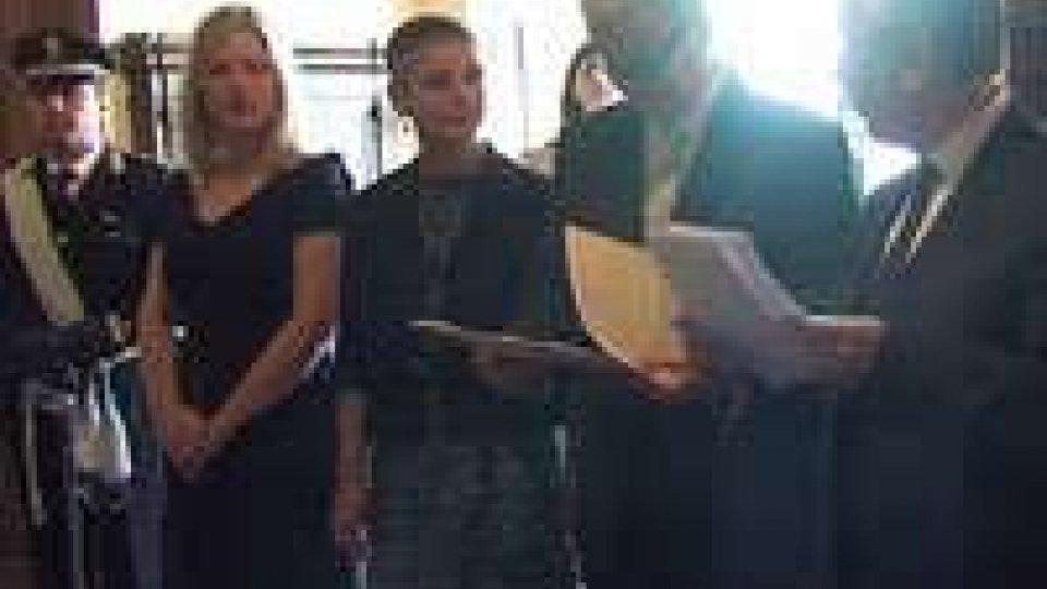 Nuovi ambasciatori presentano le credenziali