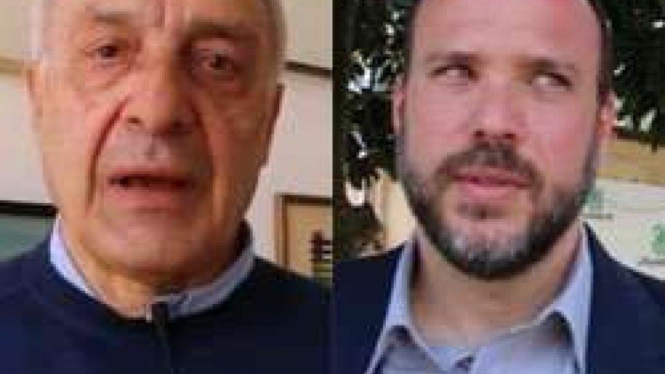 Gianfranco Borghini e Giorgio ZampettiReferendum trivellazioni in Italia: voci pro e contro