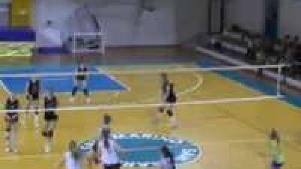 Volley:Banca di San Marino raggiunge la salvezza matematica