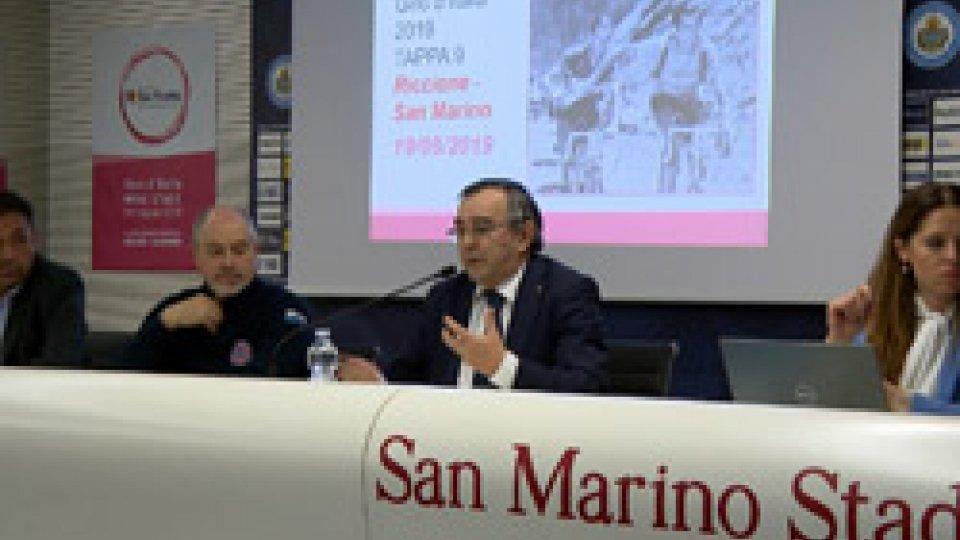 Il Giro d'Italia incontra la cittadinanza - 58 giorni all'evento