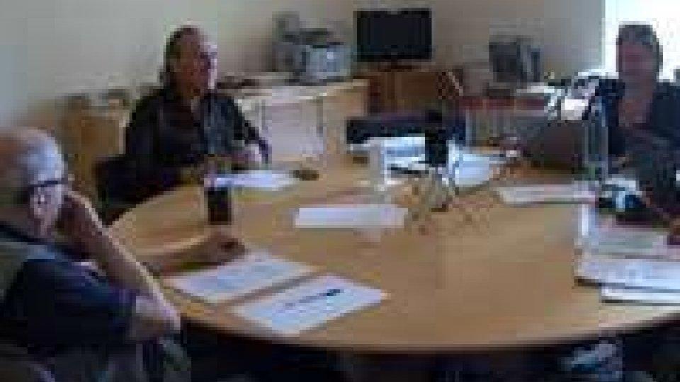 Commissione di Vigilanza: primo incontro con il segretario di Stato Mularoni