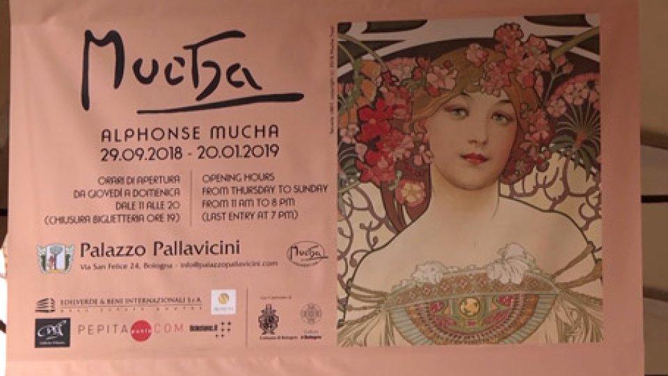 La mostra a BolognaIn mostra bolognese l'ART NOUVEAU alla ceca