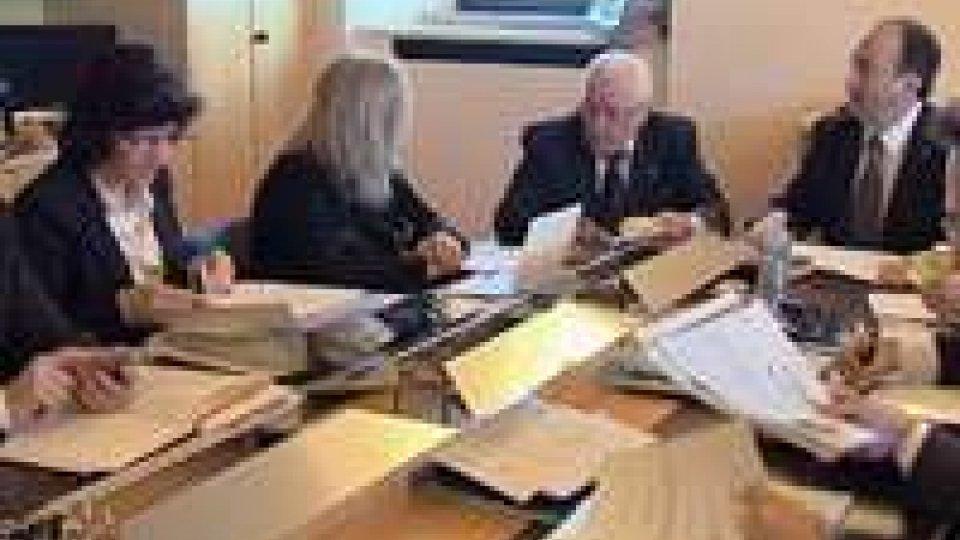 San Marino - Congresso di stato: Mussoni riferisce sull'incontro con la Fornero