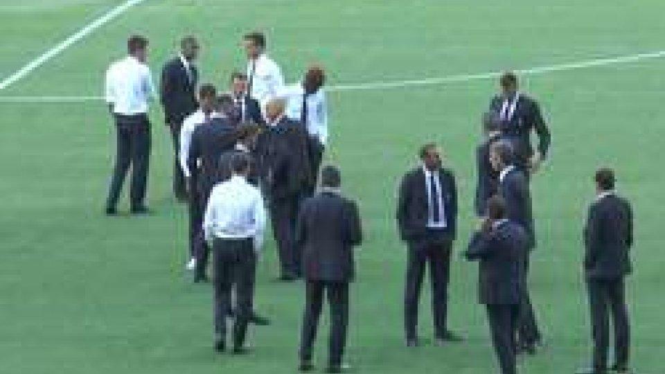 Juventus e Lazio si giocano la SupercoppaJuventus e Lazio si giocano la Supercoppa