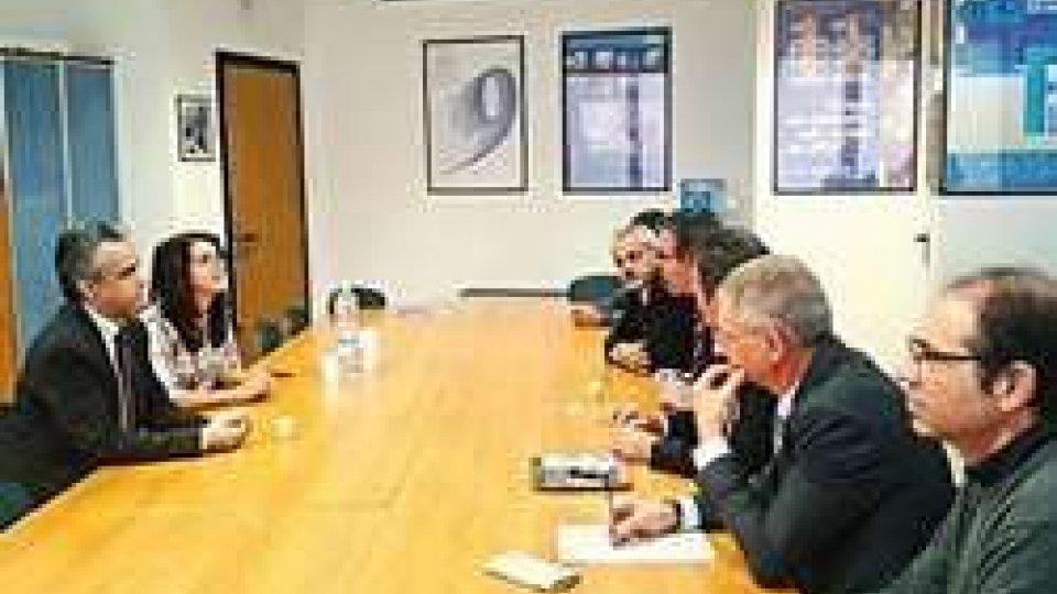 L'Organizzazione Internazionale del Lavoro  incontra i vertici della CSU