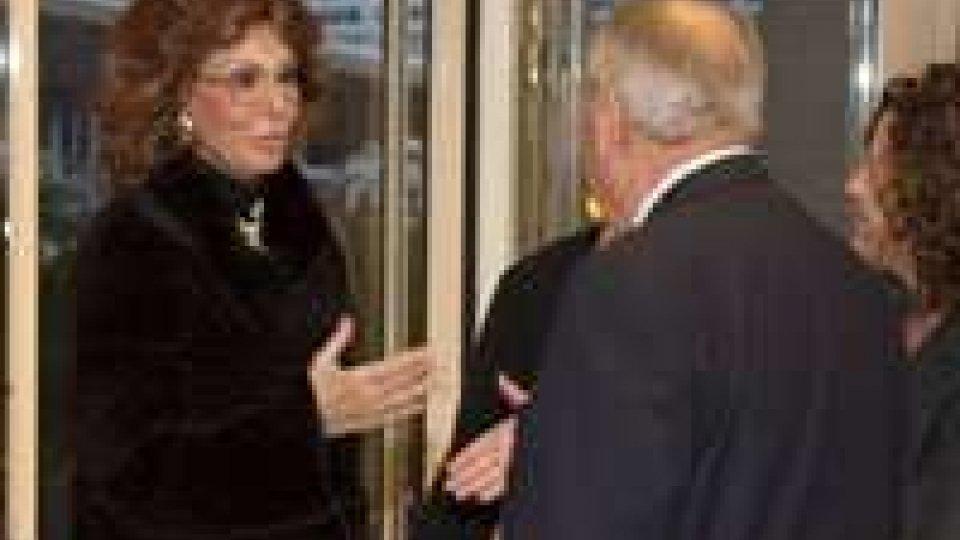 Film Festival:occhi puntati su Sofia Loren