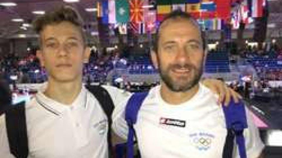 Takwondo: l'esordio di Ghiotti ai Mondiali Junior