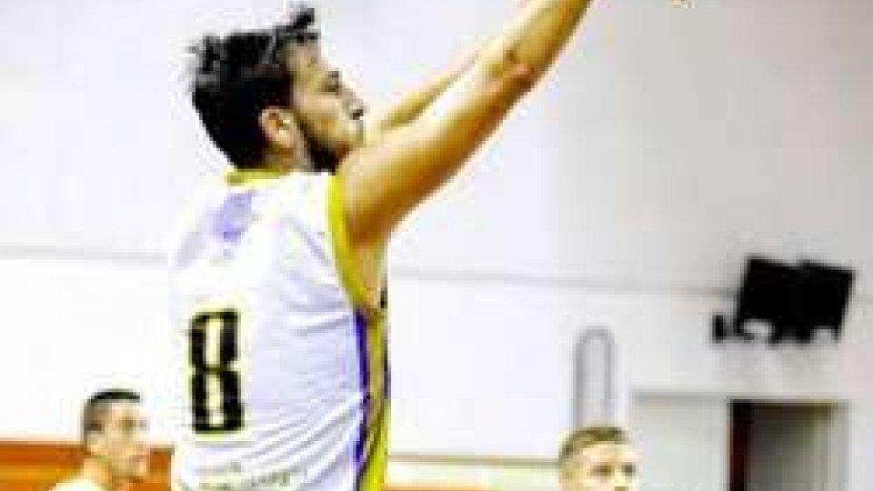 Niccoló Rinaldi, MVP contro PontevecchioBasket: Asset Banca - Pontevecchio BO 85-77