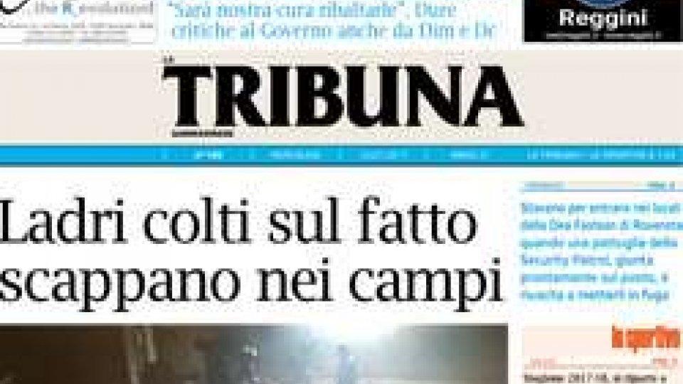 Congresso di Stato incontra editore quotidiano 'Tribuna'