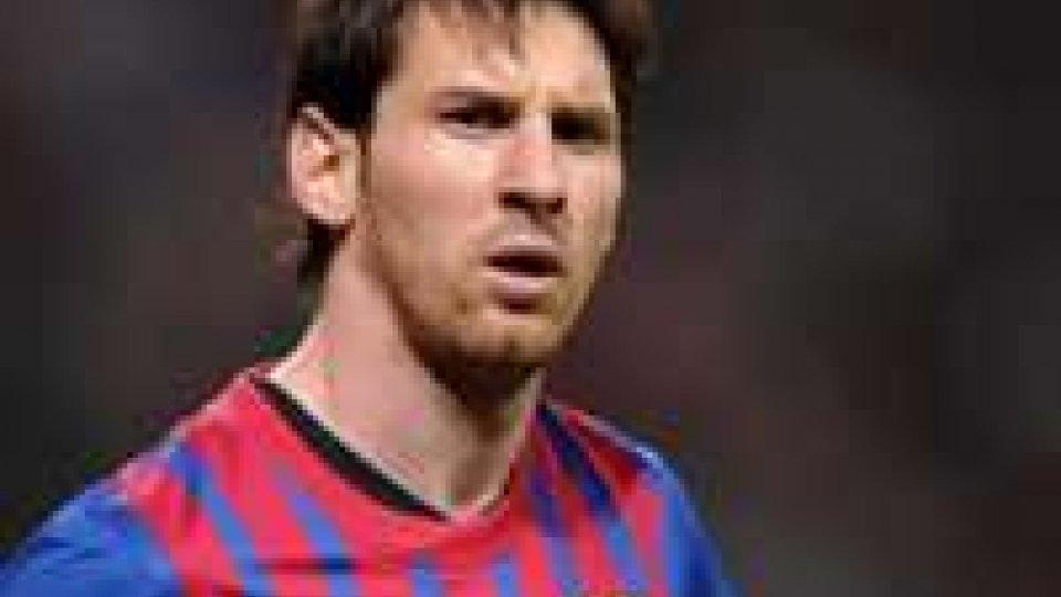 Barcellona: rinnova Messi