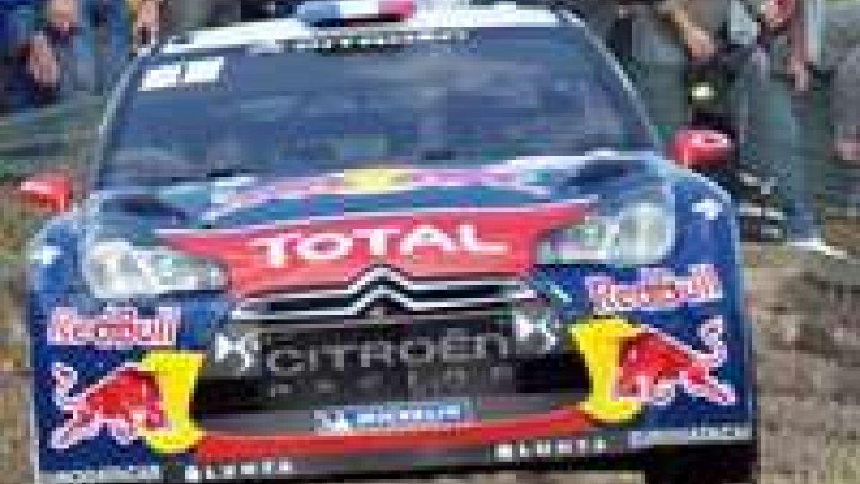 Loeb sempre più vicino al nono titolo