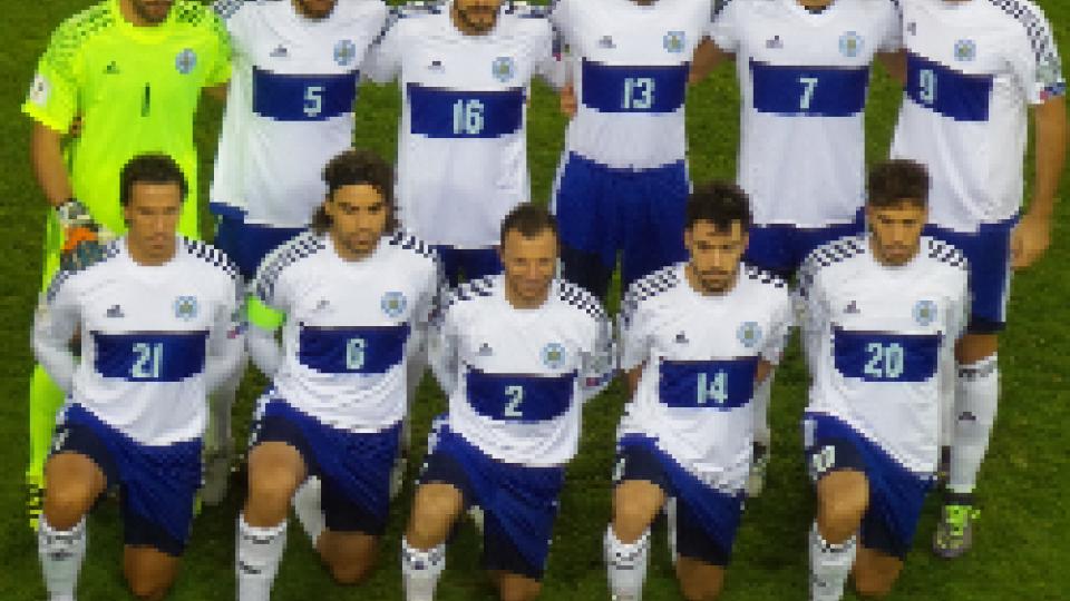 San Marino-Germania, ecco i 23 di Manzaroli