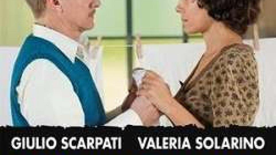 """Teatro, """"Una Giornata Particolare"""" a San Marino: Giulio Scarpati (Prima parte)"""