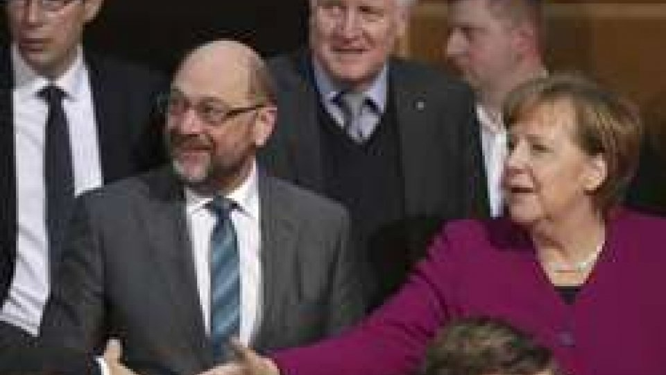 Raggiunto l'accordo sulla Grosse Koalition