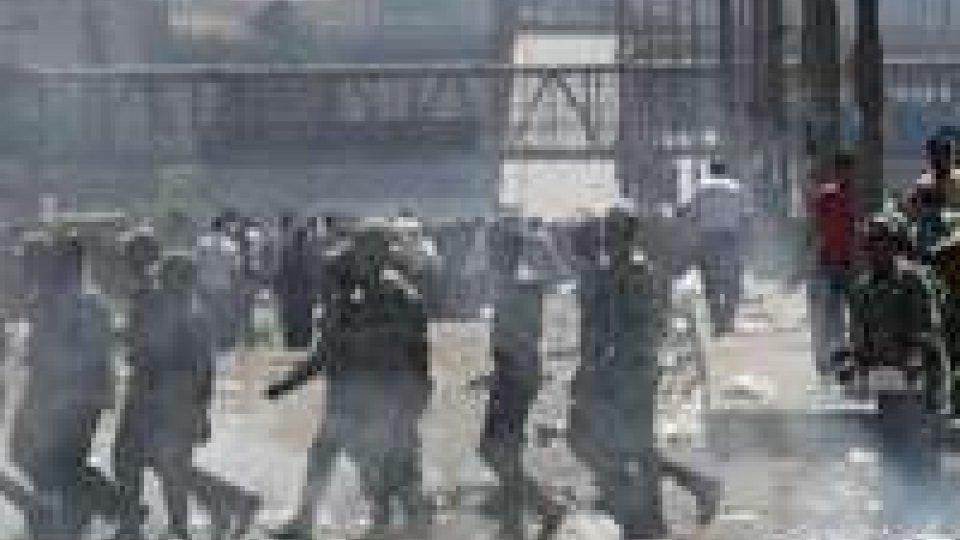 In Egitto continua la strage