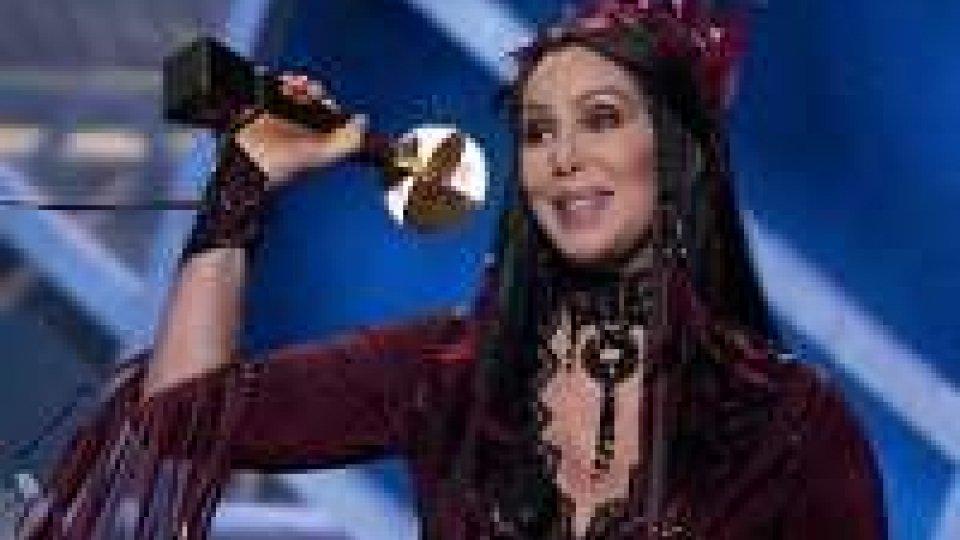 Cher ha tre mesi di vita