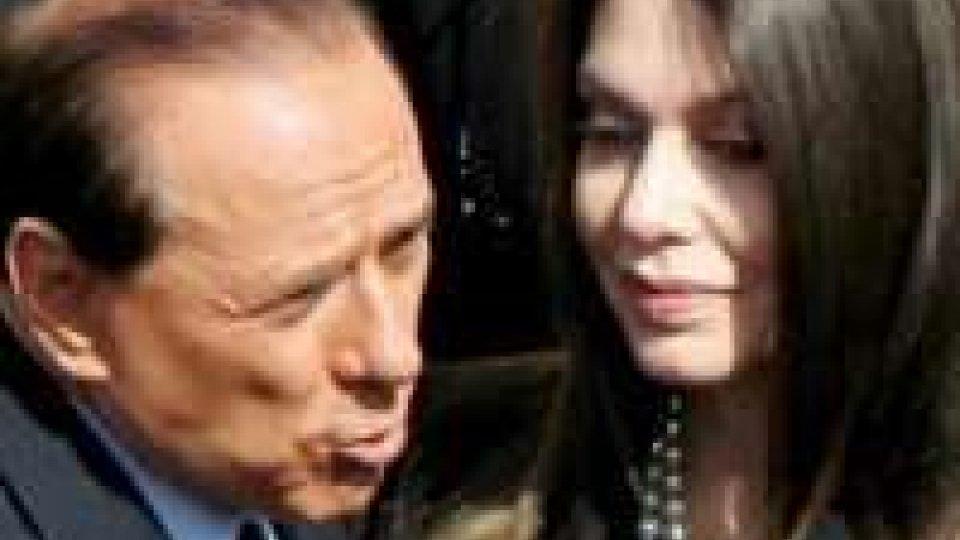 Divorzio Berlusconi-Lario: più che dimezzato l'assegno mensile