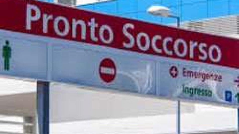 Rimini: uomo grave per caduta accidentale in hotel