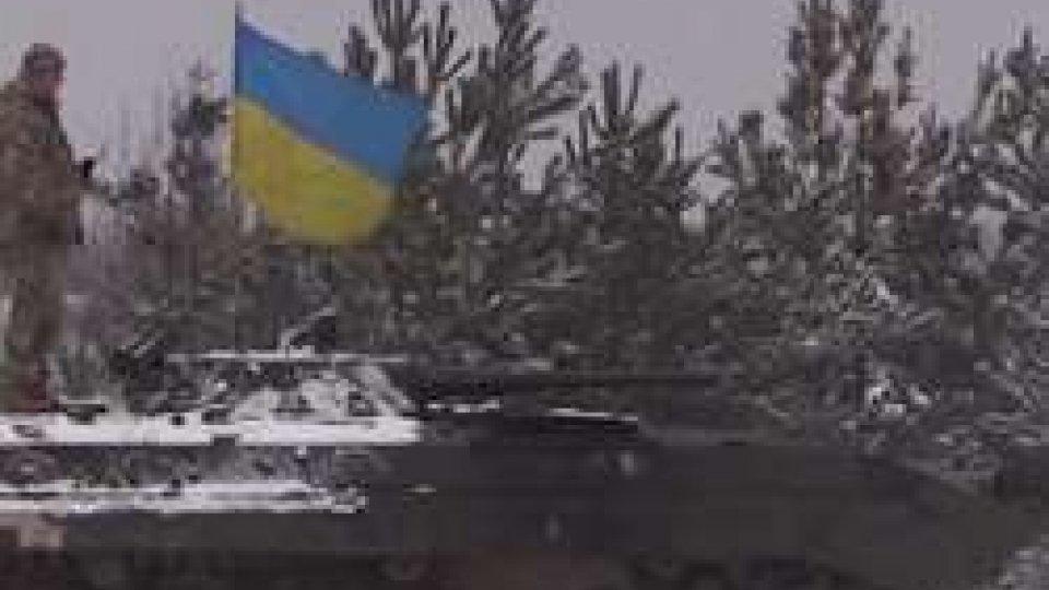 Ancora combattimenti nel DonbassUcraina: continuano i combattimenti nel Donbass