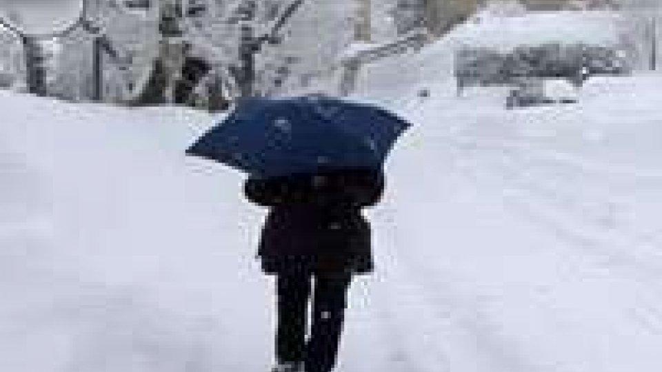 Festa di Sant'Agata all'insegna della neve: scatta l'allerta meteoFesta di Sant'Agata all'insegna della neve: scatta l'allerta meteo