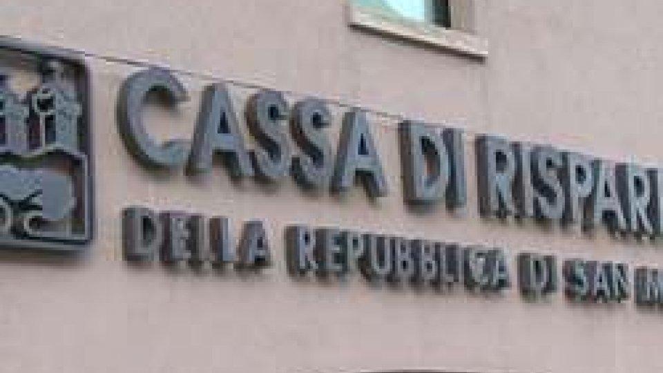 Cassa di Risparmio  di San MarinoCarisp: il Governo chiede di convocare l'Assemblea dei Soci il 10 aprile per la nomina del nuovo Cda