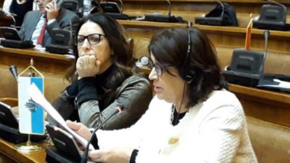 Denise Bronzetti e Mara Valentini