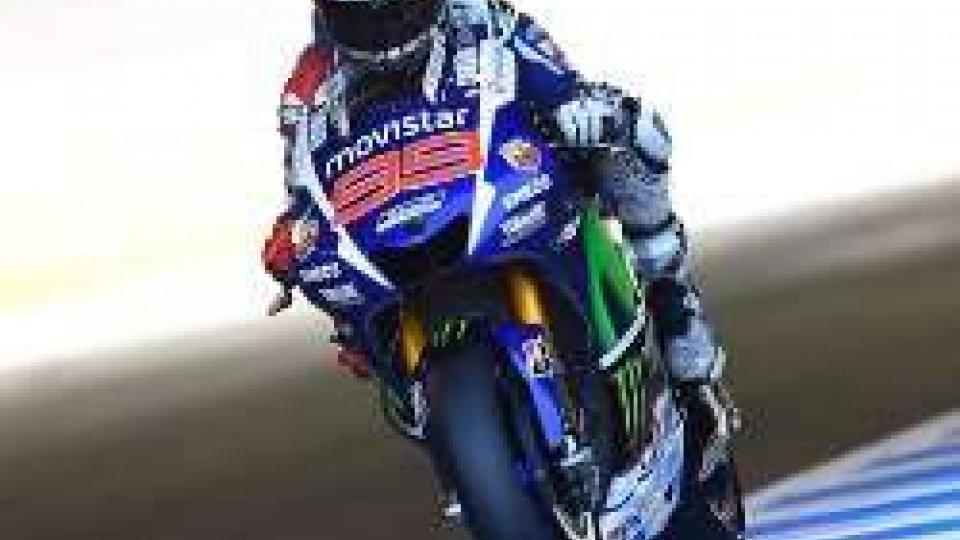 MotoGP: Giappone, pole per Lorenzo,  ma Rossi è secondo