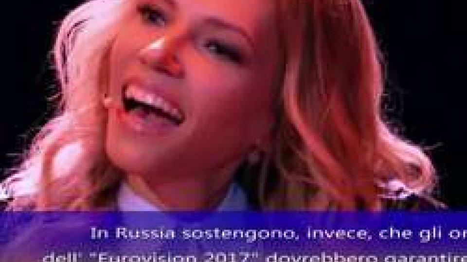 Ucraina, Eurovision: cantante russa potrà esibirsi via satellite