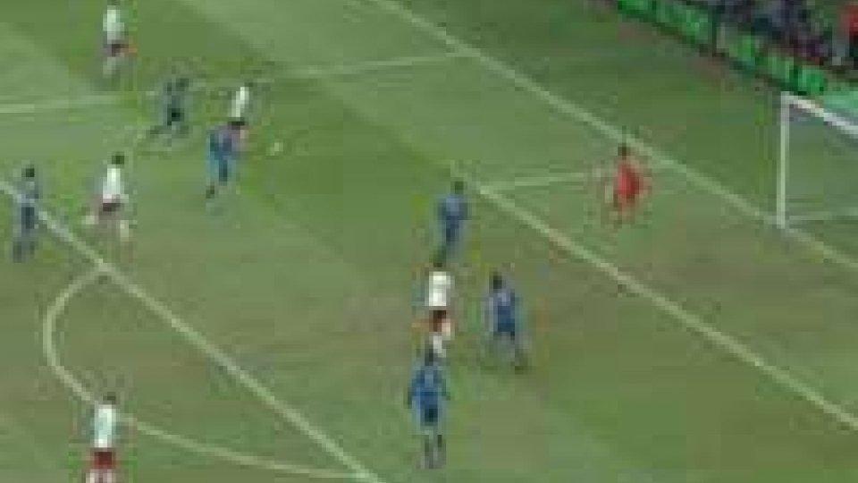 Polonia-San Marino 5-0, la riscossa dei TitaniPolonia-San Marino 5-0, la riscossa dei Titani