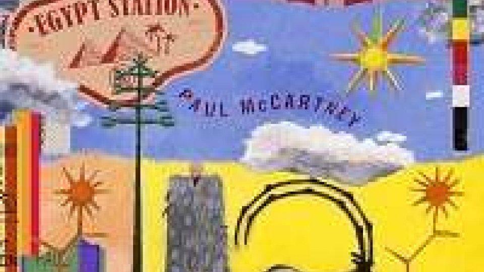 Egypt Station, nuovo album di McCartney
