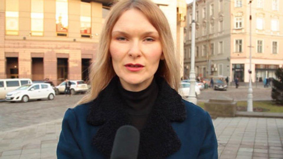 Viktoria PolishchukUcraina: banditi gli osservatori russi in occasione delle elezioni di marzo
