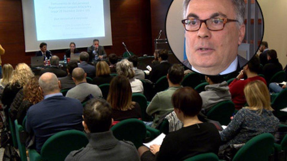Sala MontelupoNuova legge sulla privacy: l'incontro per approfondire il nuovo regolamento