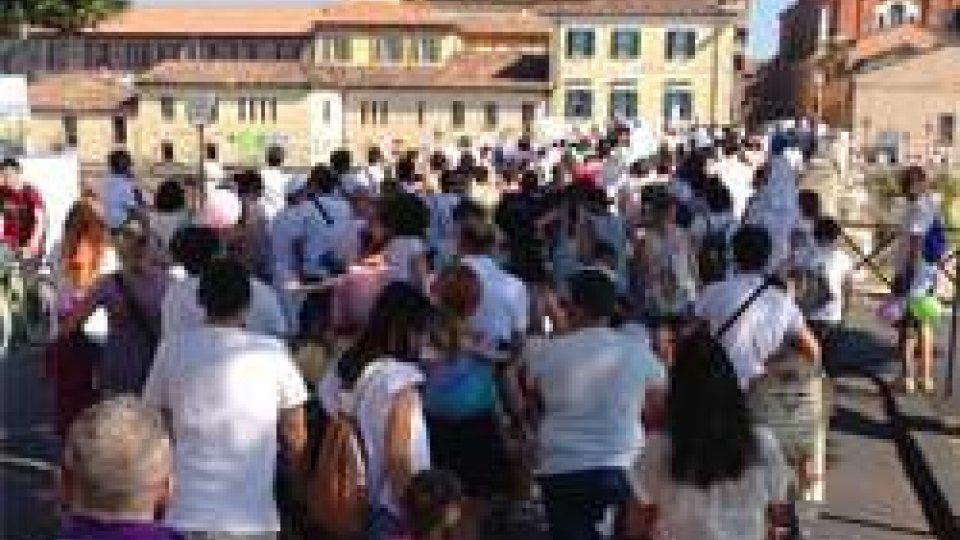 Manifestazione Rimini