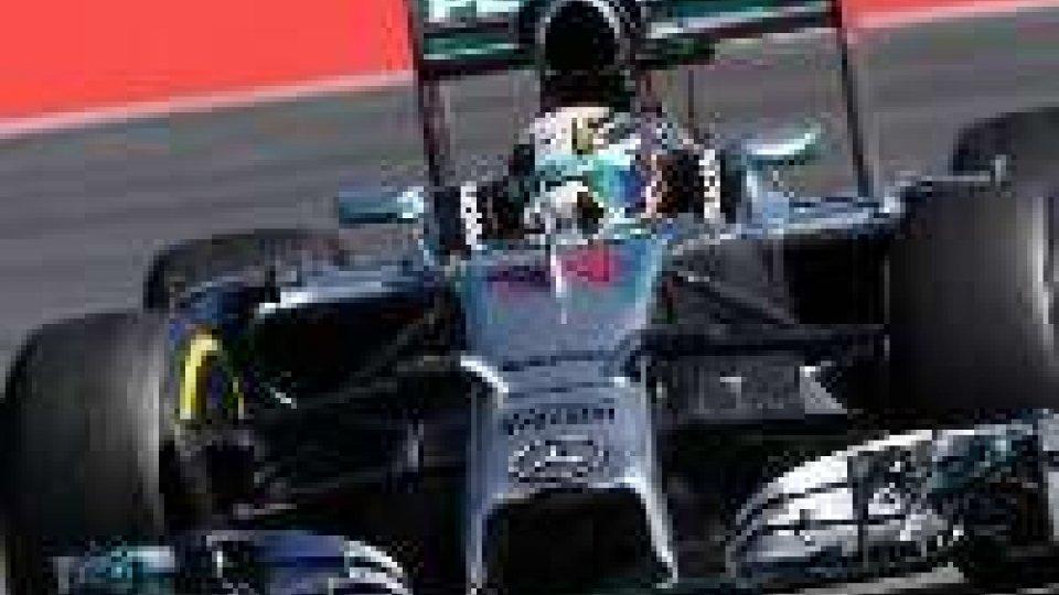 GP di Germania: Hamilton il più veloce