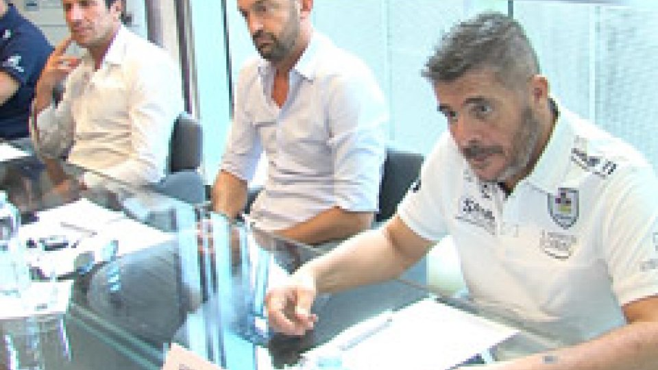 """Alberto MancaSupercoppa sammarinese, Manca: """"Noi non al top, dovremo gestirci"""""""