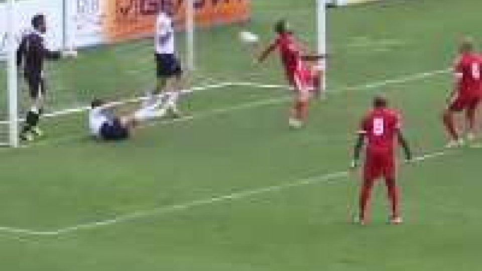 San Marino–Grosseto 1-1San Marino–Grosseto 1-1