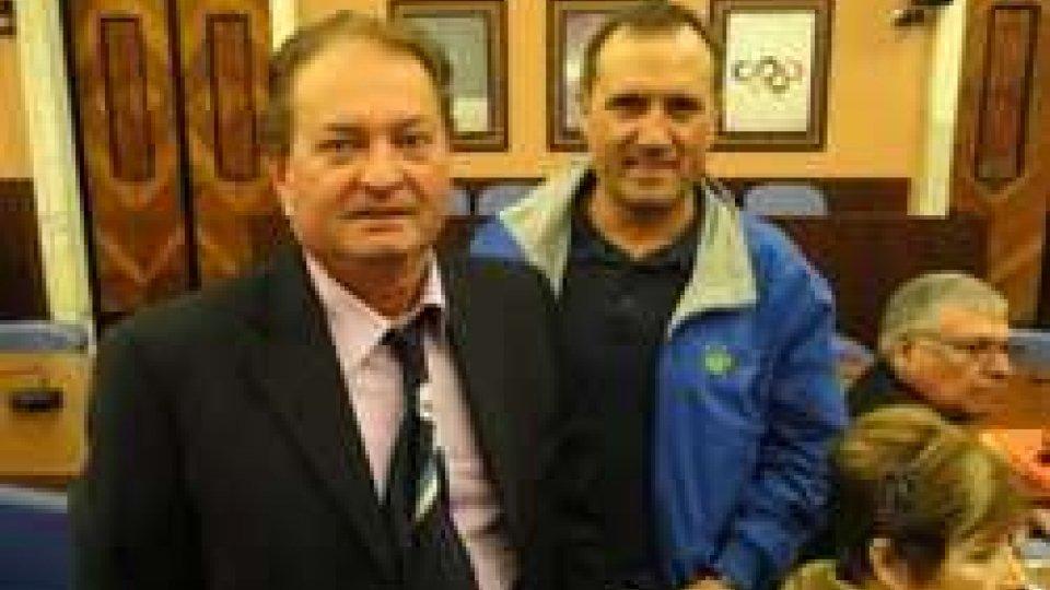 Graziano Muraccini e Bruno Zattini