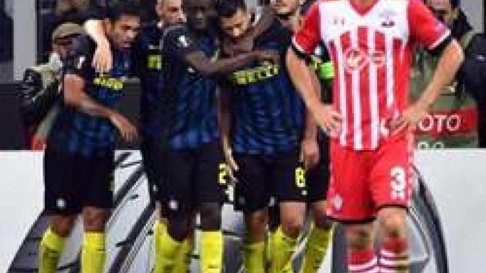Europa League: è subito decisiva per l'Inter di Vecchi