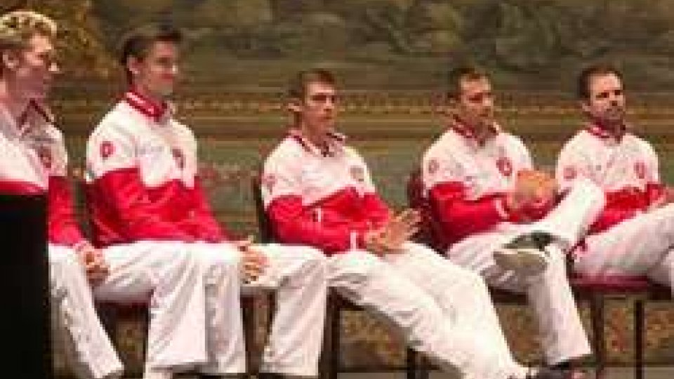 la squadra svizzera