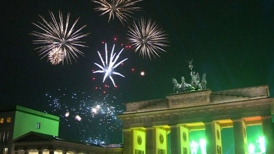 I festeggiamenti per l'arrivo del 2019 in tutto il mondoI festeggiamenti per l'arrivo del 2019 in tutto il mondo