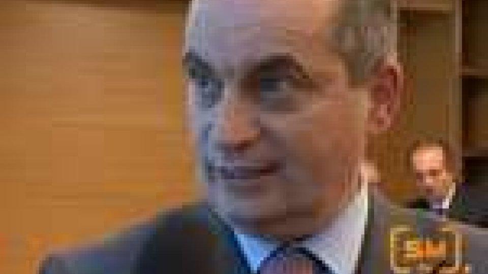 San Marino - L'incontro del segretario Podeschi è stato il primo, a livello ministeriale, fra i due Governi