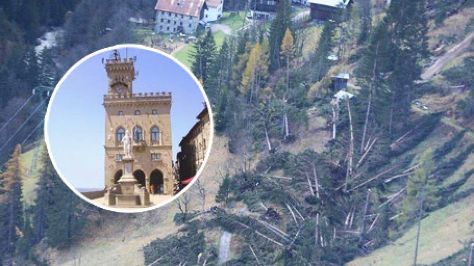 Il Titano porta la sua vicinanza a Rocca PietoreMaltempo, Rocca Pietore: il Governo contatta il sindaco De Bernardin