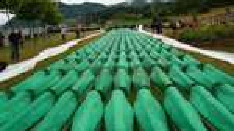 La Bosnia plaude alle iniziative sammarinesi per ricordare l'eccidio di Srebrenica