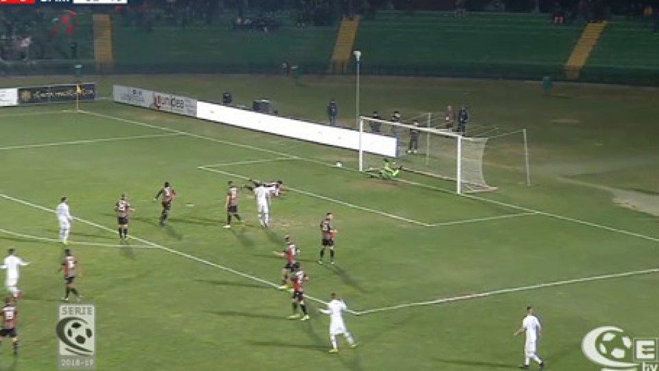 Ternana-SambenedetteseSerie C: nel recupero della nona giornata di andata del girone B, Ternana – Sambenedettese 0-0