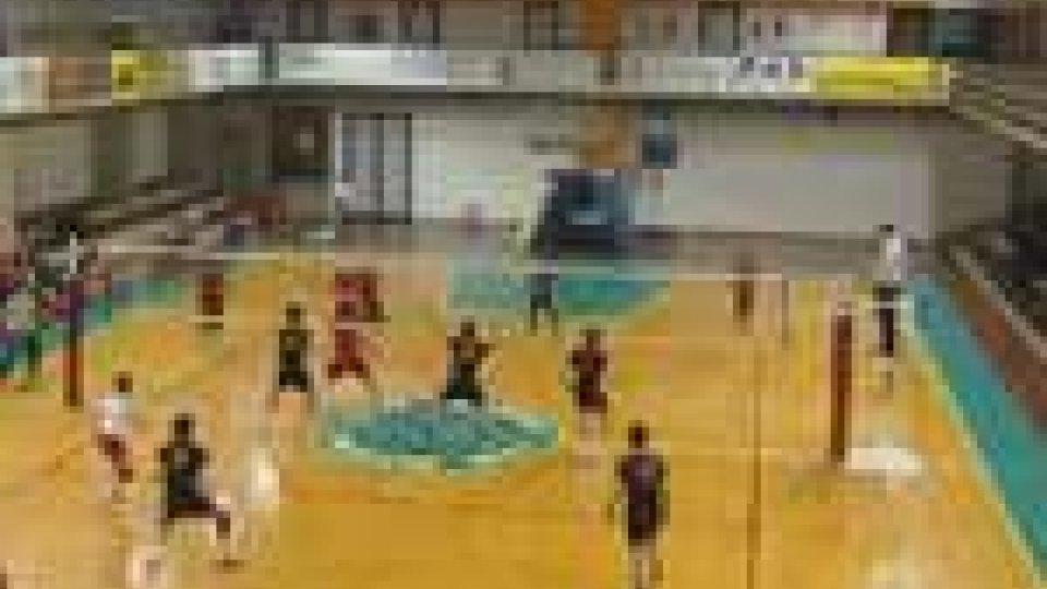 Volley: vince la Gulf Femm, ko per l'Euromac San Marino