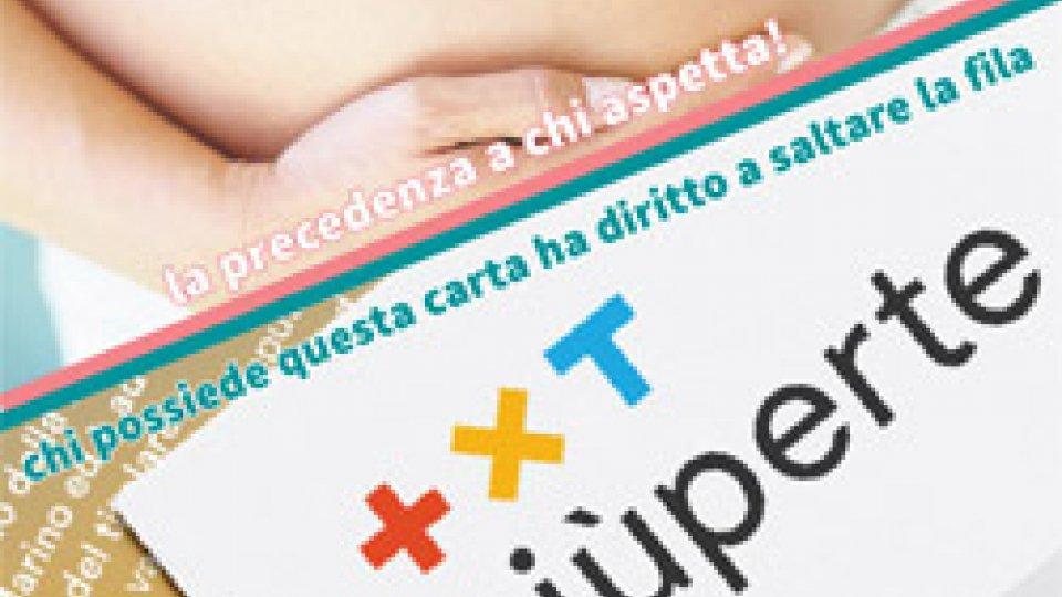"""""""PiùPerTe"""": da oggi disponibile la tessera per agevolare chi ha bisogni speciali e donne in gravidanza"""