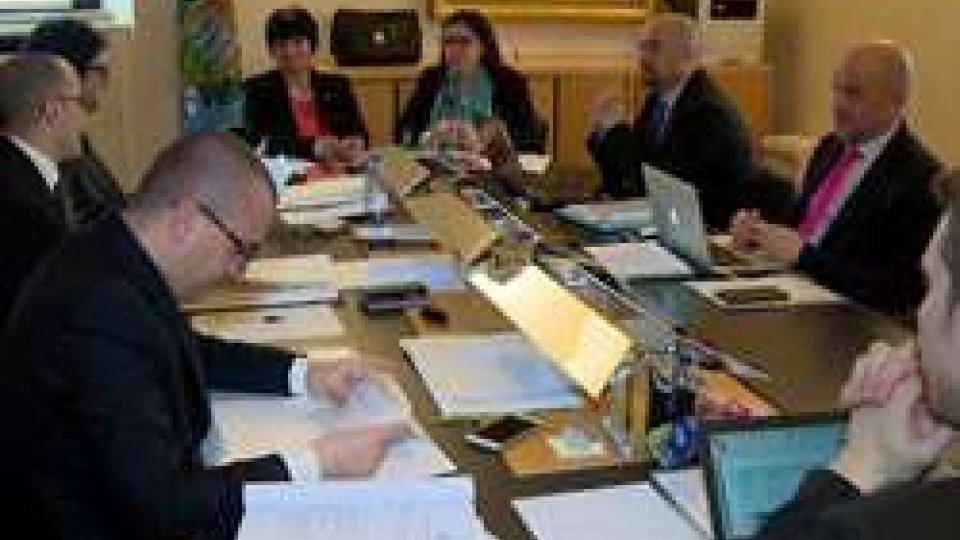 Congresso di Stato, prima seduta per la nuova Reggenza