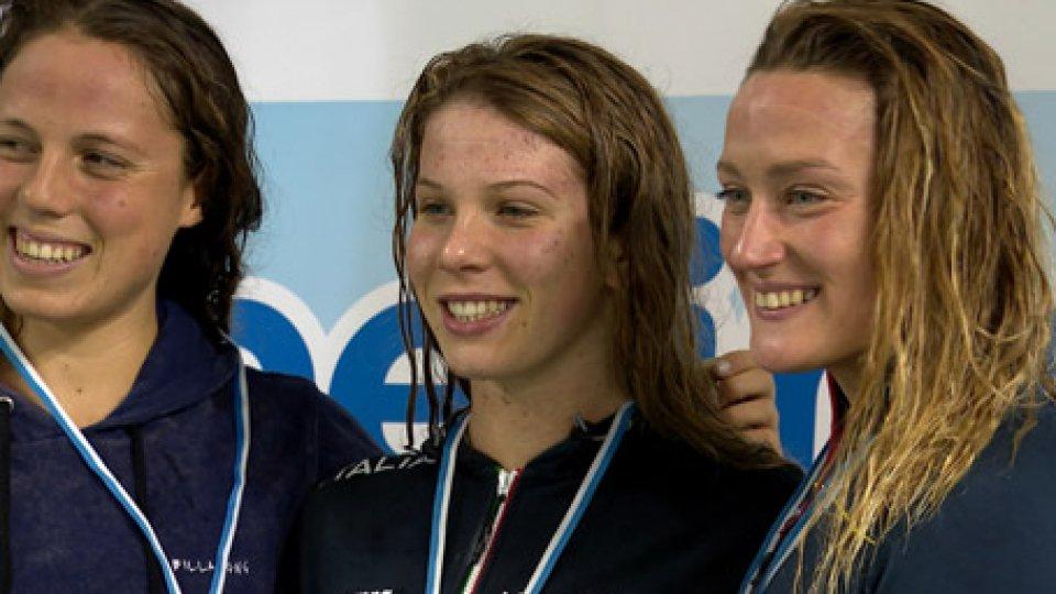 Nuoto : Al Meeting del Titano spicca la presenza di Mireia Belmonte Garcia