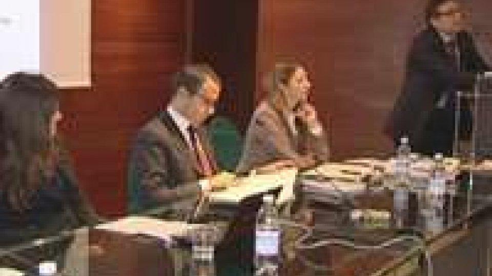 San Marino - Convegno su sviluppo, strategie rafforzamento e rilancio della Repubblica