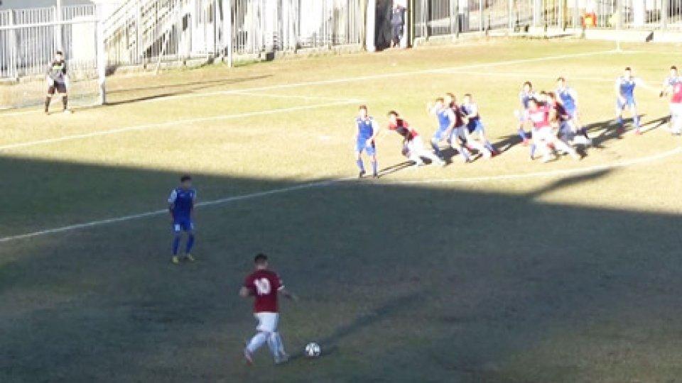 Pavia – San Marino 0-0Serie D Girone D: il San Marino fa la partita a Pavia ma non va oltre lo 0-0